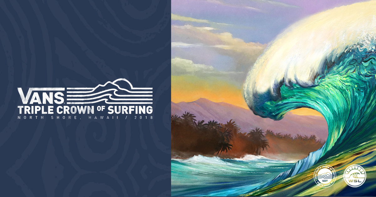 3a2f05fae3 2018 Vans Triple Crown of Surfing